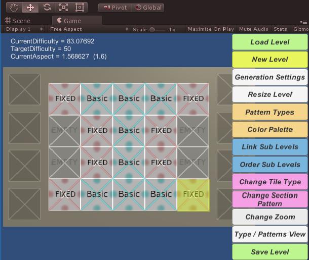 aurorabound unity level editor