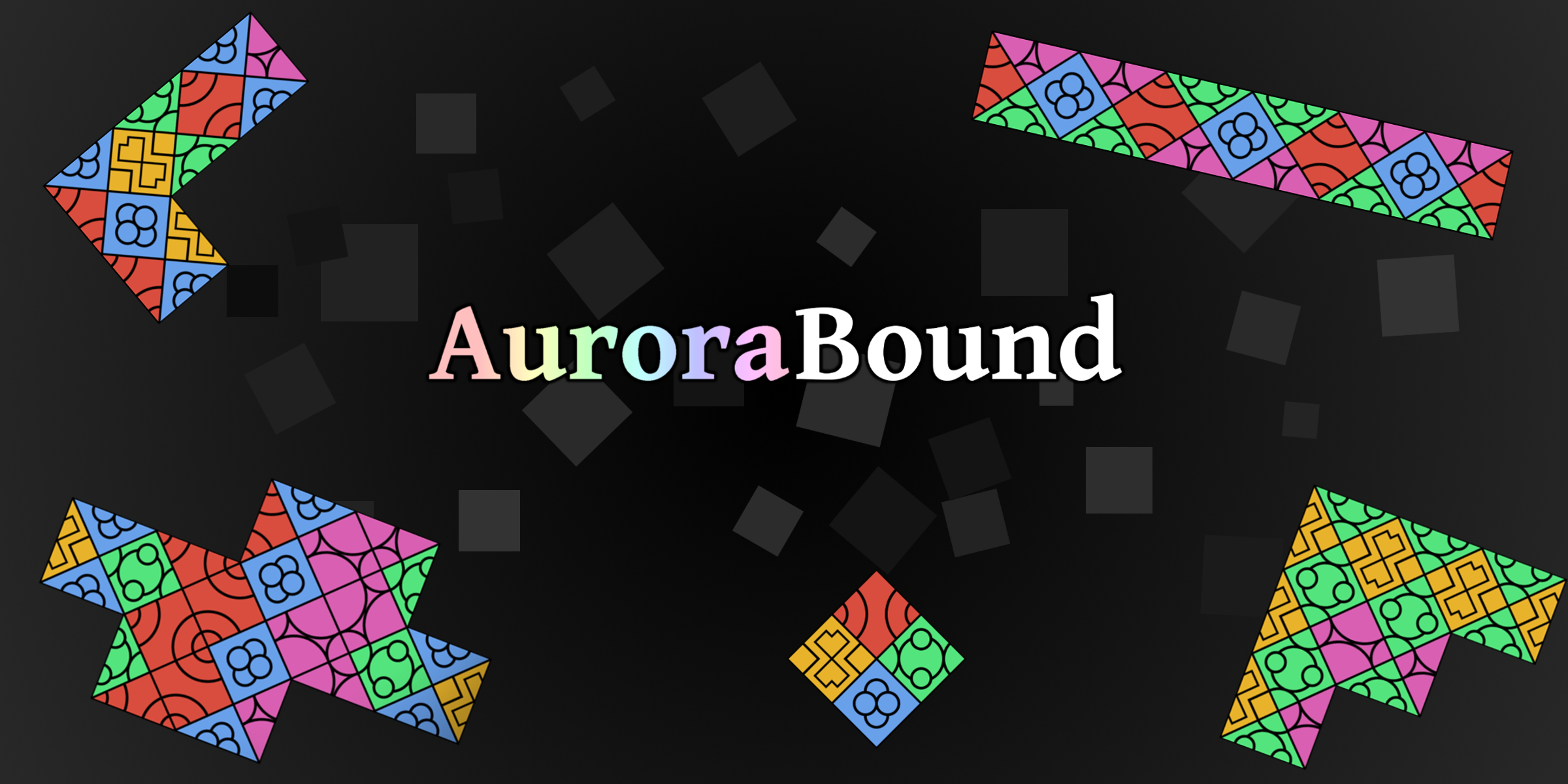 AuroraBound promotional windows logo